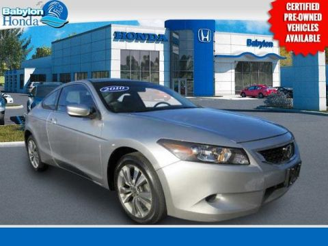 Pre-Owned 2010 Honda Accord EX FWD 2D Coupe
